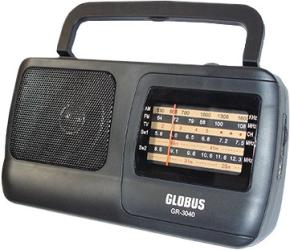 Фото радиоприемника Globus GR-3040