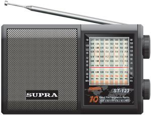 Фото радиоприемника SUPRA ST-123