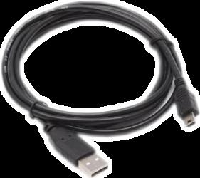 Кабель USB 2.0 AM-miniBM AOpen ACU215 1 м SotMarket.ru 420.000