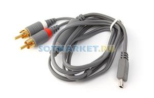 фото Мультимедийный аудио кабель для Motorola V3 MMC-75
