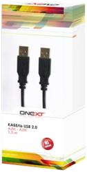 фото Кабель USB 2.0 AM-AM ONEXT 1.5 м