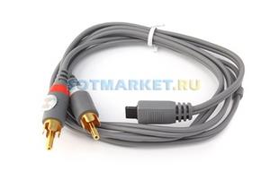 фото Мультимедийный аудио кабель для Samsung D500 MMC-80