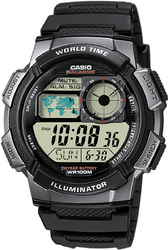 Фото мужских часов Casio Collection AE-1000W-1A