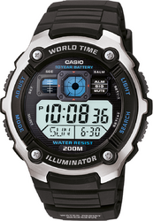 фото Наручные часы Casio Collection AE-2000W-1A