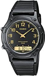 фото Наручные часы Casio Collection AW-49H-1B
