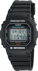 Фото мужских LED-часов Casio G-Shock DW-5600E-1V