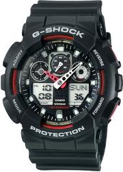 Фото мужских LED-часов Casio G-Shock GA-100-1A4