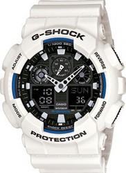 Фото мужских LED-часов Casio G-Shock GA-100B-7A