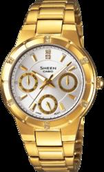 фото Наручные часы Casio Sheen SHE-3800GD-7A