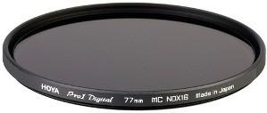 фото Нейтрально-серый фильтр HOYA NDx16 PRO1D 62mm