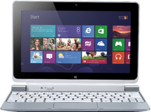 фото Планшетный компьютер Acer Iconia Tab W510 64GB dock