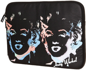"фото Чехол для Apple MacBook 13"" Incase Warhol Sleeve Marilyn CL60055"