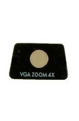фото Защитное стекло камеры для Motorola RAZR V3