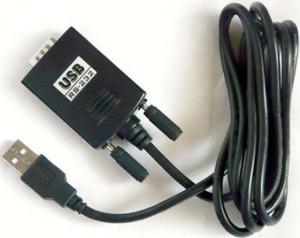 фото Переходник USB на COM (RS-232) порт KS-is Coad