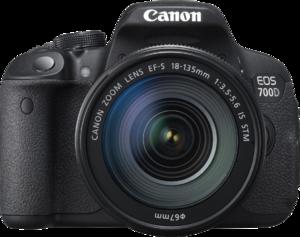 фото Цифровой фотоаппарат Canon EOS 700D Kit 18-135