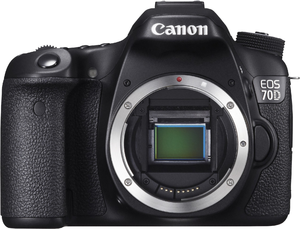 Фото Canon EOS 70D Kit 18-135 IS STM