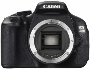 фото Цифровой фотоаппарат Canon EOS 600D Body