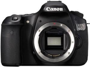 фото Цифровой фотоаппарат Canon EOS 60D Body