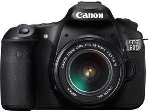 фото Цифровой фотоаппарат Canon EOS 60D Kit EF-S 18-55 IS II