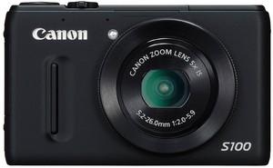 Фото Canon PowerShot S100