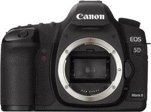 Фото Canon EOS 5D Mark II Body