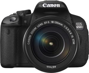 Фото Canon EOS 650D Kit EF-S 18-135 IS STM