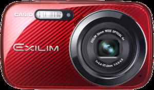 фото Цифровой фотоаппарат Casio Exilim EX-N50