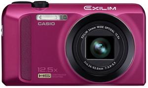 фото Цифровой фотоаппарат Casio Exilim EX-ZR200
