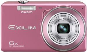 фото Цифровой фотоаппарат Casio Exilim EX-ZS20