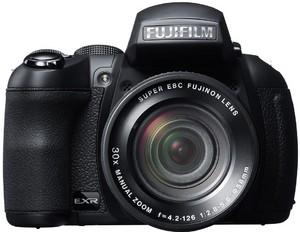 фото Цифровой фотоаппарат Fujifilm FinePix HS35EXR
