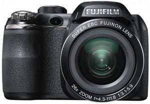 фото Цифровой фотоаппарат Fujifilm FinePix S4300