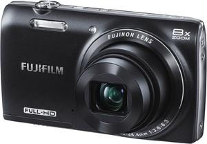 фото Цифровой фотоаппарат Fujifilm FinePix JZ700