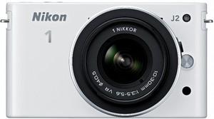 фото Цифровой фотоаппарат Nikon 1 J2 Kit 10-30 VR