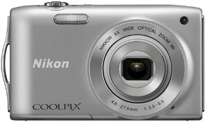 Фото Nikon Coolpix S3300