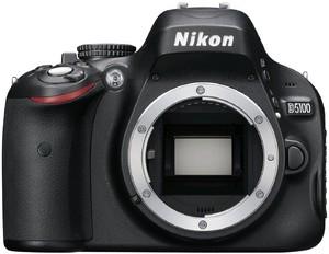 фото Цифровой фотоаппарат Nikon D5100 Body