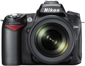Фото Nikon D90 Kit AF-S 18-105 DX VR