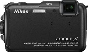 фото Цифровой фотоаппарат Nikon Coolpix AW110