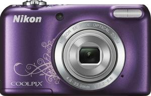 фото Цифровой фотоаппарат Nikon Coolpix L27