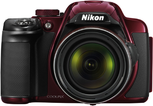 фото Цифровой фотоаппарат Nikon Coolpix P520