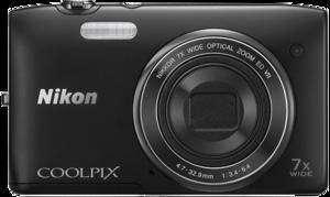 фото Цифровой фотоаппарат Nikon Coolpix S3500