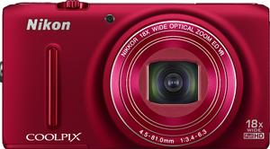 фото Цифровой фотоаппарат Nikon Coolpix S9400