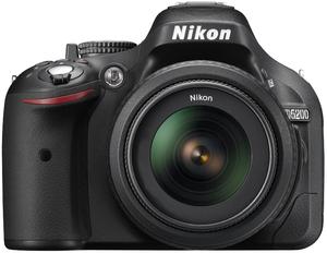 фото Цифровой фотоаппарат Nikon D5200 Kit 18-105 VR
