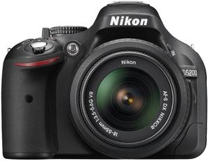 фото Цифровой фотоаппарат Nikon D5200 Kit 18-55 VR