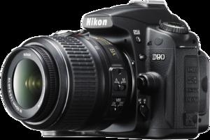 фото Цифровой фотоаппарат Nikon D90 Kit 18-55 II