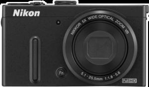 фото Цифровой фотоаппарат Nikon Coolpix P330