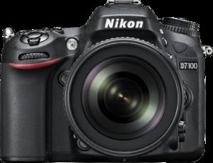 фото Цифровой фотоаппарат Nikon D7100 Kit 18-105 VR