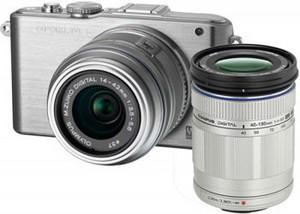 Olympus Pen E-PL3 Double Zoom Kit 14-42 II R, 40-150 R SotMarket.ru 17680.000