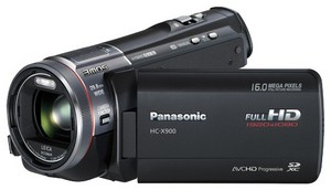 Фото камеры Panasonic HC-X900