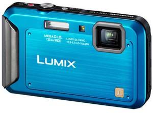 фото Цифровой фотоаппарат Panasonic Lumix DMC-FT20