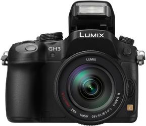 Фото Panasonic Lumix DMC-GH3 Kit 14-140